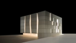 Finalista Concurso Escuela de Postgrado de Moda y Arte en Israel / Chyutin Architects