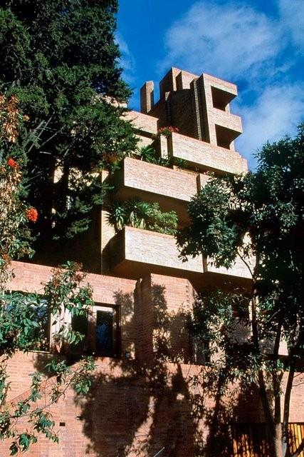 Clásicos de Arquitectura: Edificio Alto de los Pinos / Rogelio ...