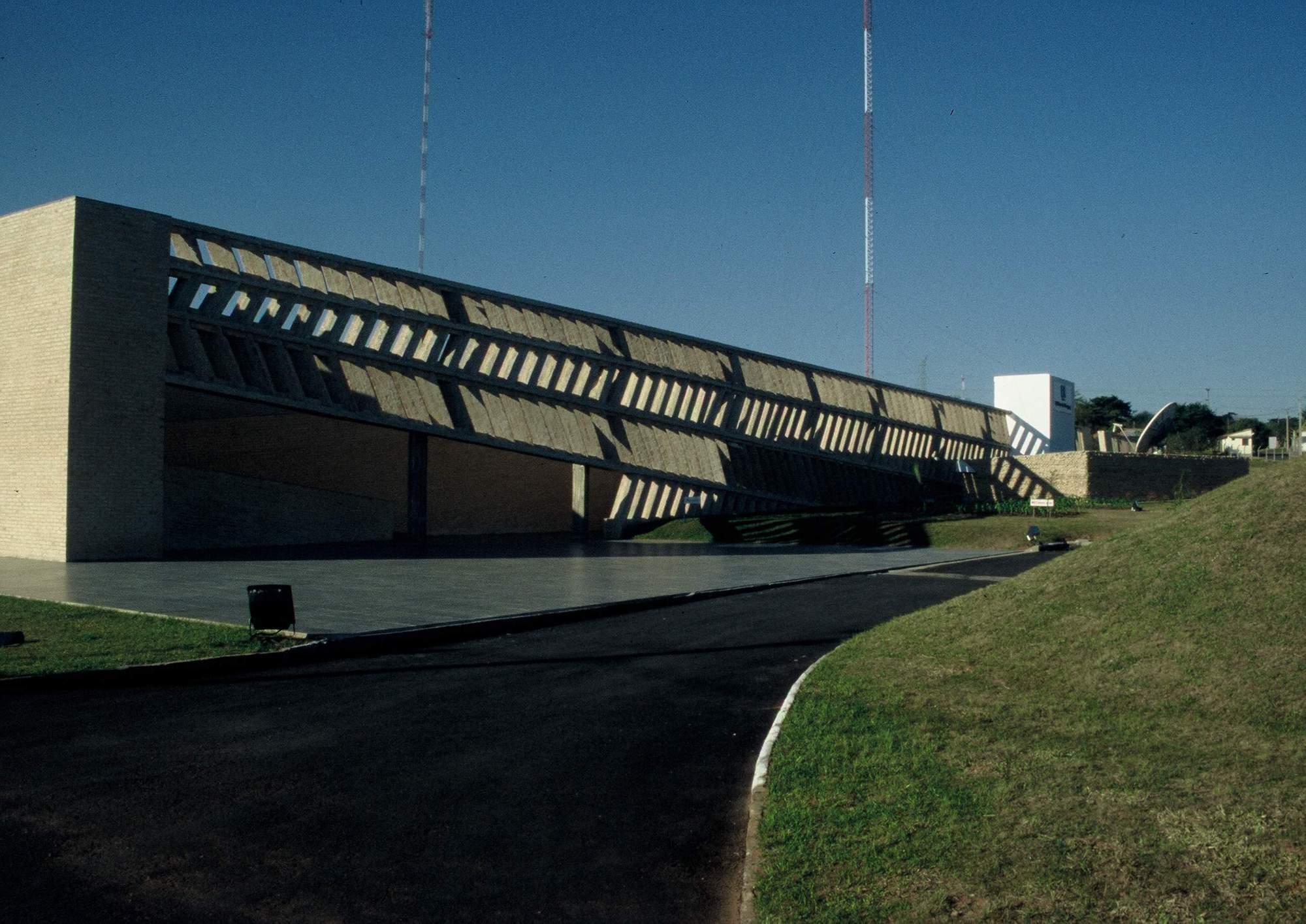 Galer a de cl sicos de arquitectura unilever paraguay for Arquitectura arquitectura