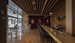 SHENDeVERË Bar  / Besian Mehmeti Architects