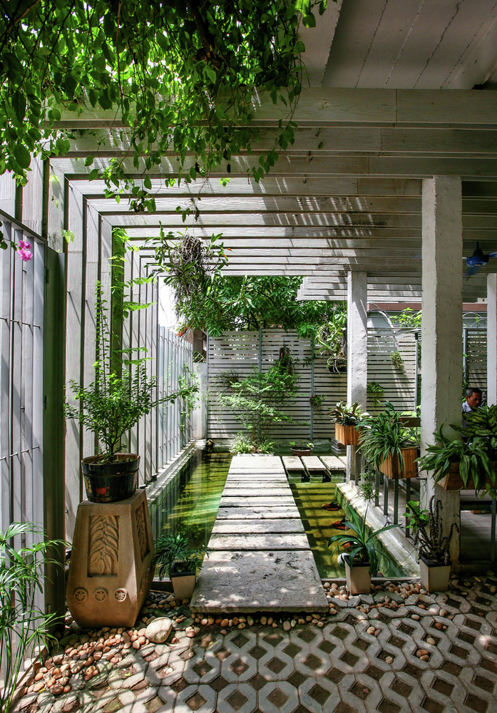 green ideas for the office. Growing Green Office,© Vu Xuan Son Ideas For The Office E