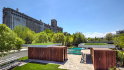 Jardins Bota Bota / MU Architecture