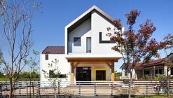 Casa-em-T Iksan / KDDH architects