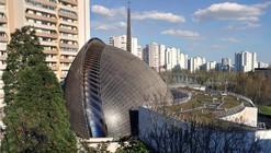 Extensión Catedral de Créteil / Architecture-Studio
