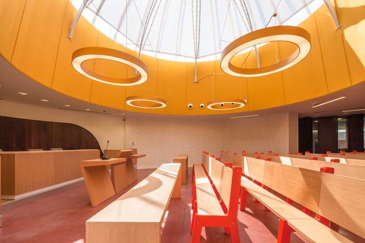 Lille Métropole Commercial Court / PetitDidier Prioux Architectes, © 11H45