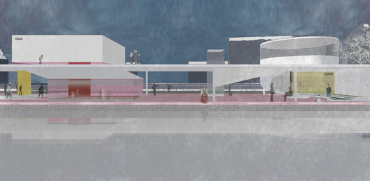 First Prize: Sun Yu and Zhao Xue. Image Courtesy of HMMD Competitions