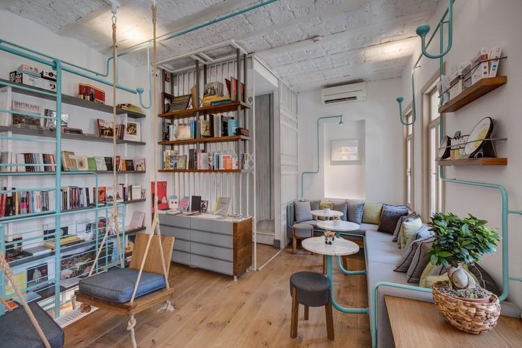 Livraria FiL  / Halükar Architecture, © Depikt