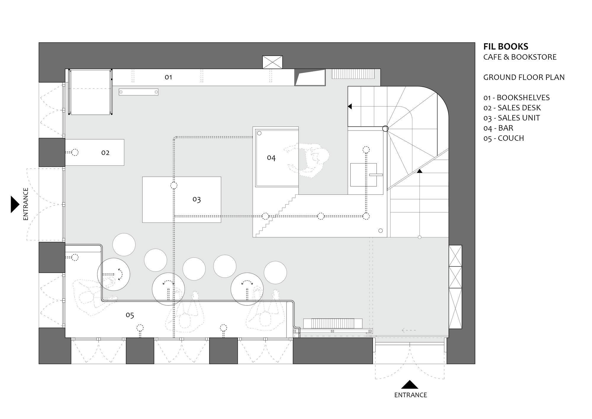 Galeria de Livraria FiL Halükar Architecture 12