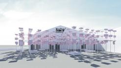 Harvard GSD Designs UNBUILT Pavilion for Design Miami