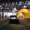Main Exhibition of Tallinn Architecture Biennale TAB 2015. Image © Tõnu Tunnel