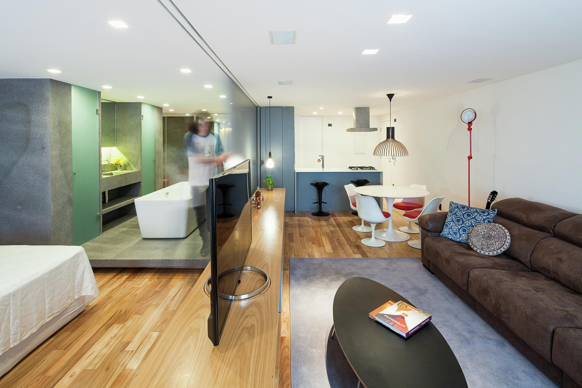Apartamento LVM / Felipe Rodrigues Arquiteto