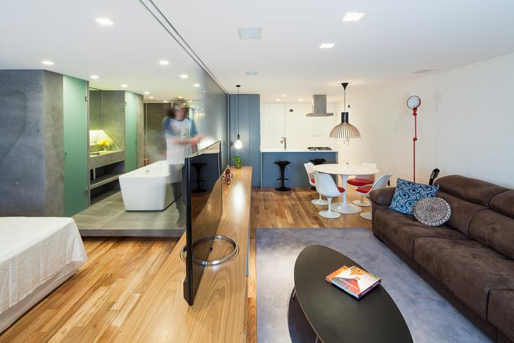 Apartamento LVM / Felipe Rodrigues Arquiteto, © Pedro Vannucchi