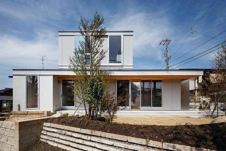 House in Okazaki / Kazuki Moroe Architects, © Kai Nakamura