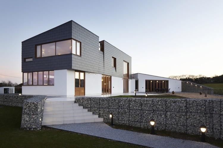 Casa Fragmentada  / Alma-nac, © Jack Hobhouse