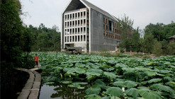 Biblioteca do Instituto de Belas Artes de Sichuan / Tanghua Architect & Associates