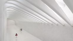 Santiago Calatrava Discusses the WTC Transportation Hub