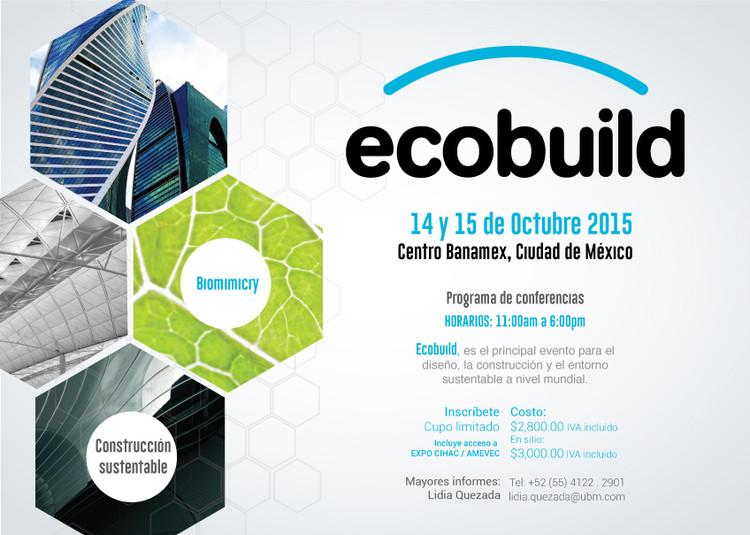 Expo CIHAC Ecobuild / Ciudad de México [¡Sorteamos un cupo!]