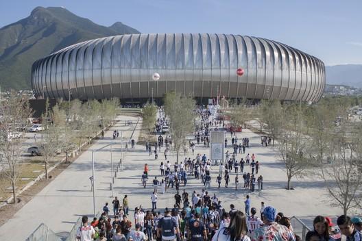 BBVA BANCOMER Stadium / Populous