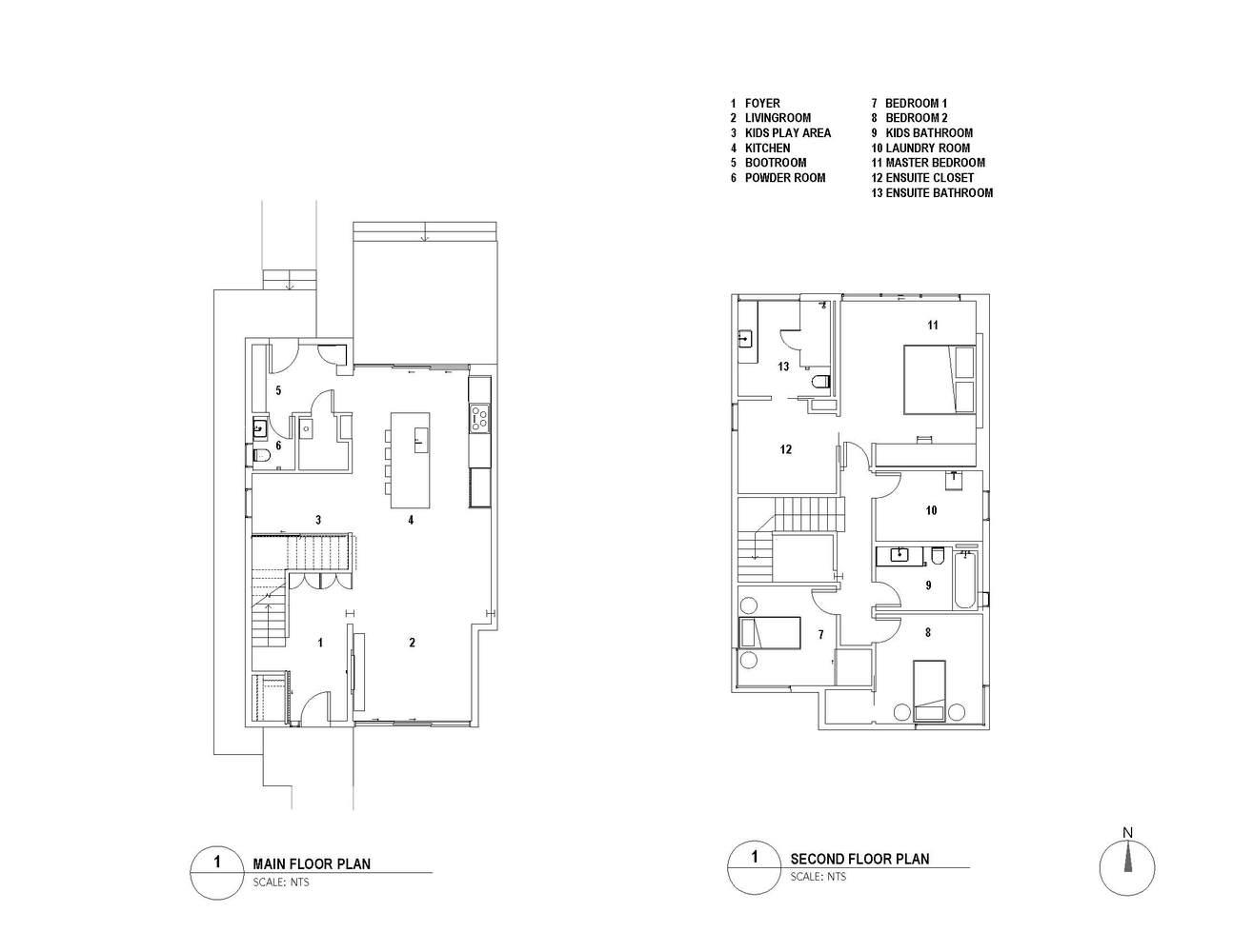 Superior Grade House,Floor Plan