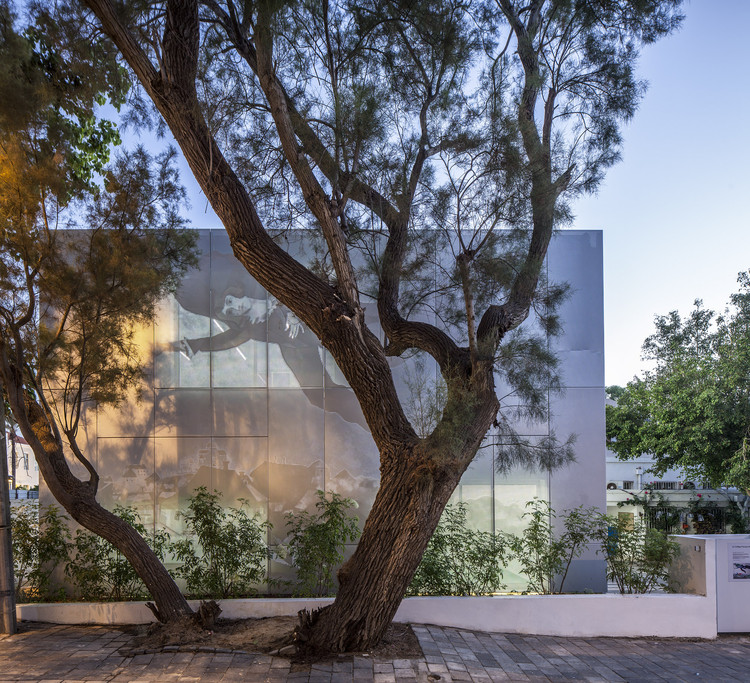 Escuela Marc Chagall / Paritzki & Liani Architects, © Amit Geron