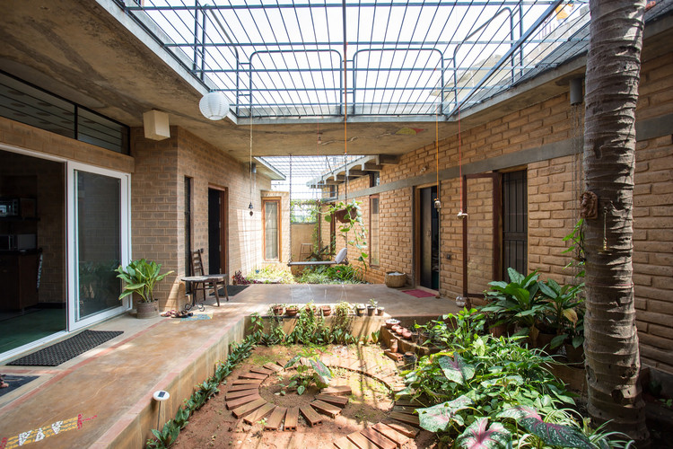 Residence for Charis / Biome Environmental Solutions, © Vivek Muthuramalingam