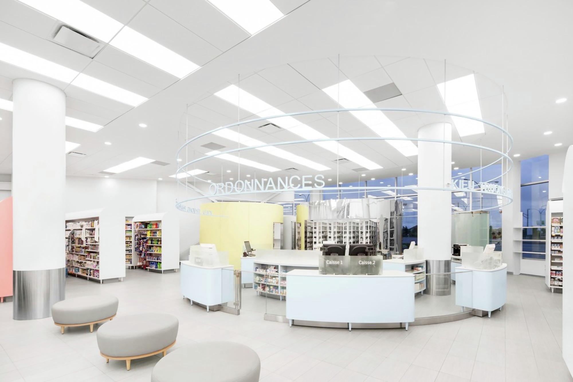 Uniprix Pharmacy And Medical Center Jean De Lessard