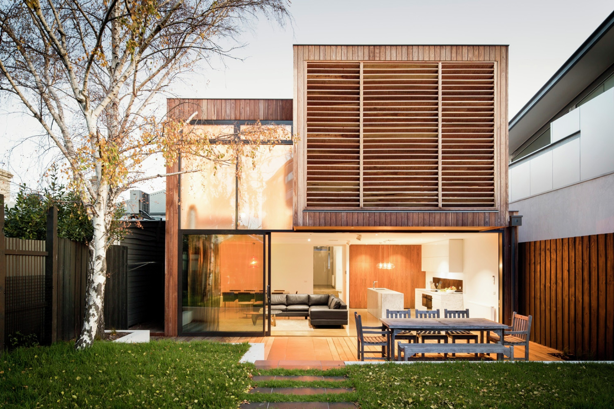 Casa Middle Park / Mitsuori Architects