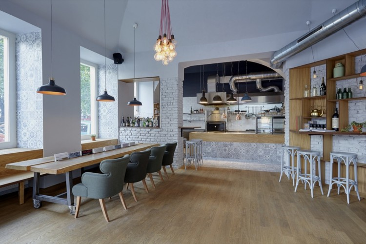 Nejen Bistro / mar.s architects, © Jakub Skokan, Martin Tůma / BoysPlayNice