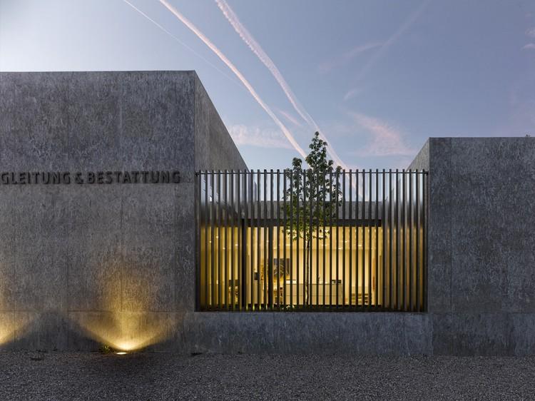 Edifício Residencial e Comercial Messer / ssm architekten, © Alexander Gempeler