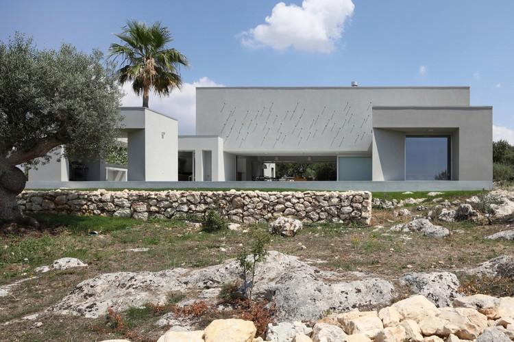 House m_p / Fabrizio Foti architetto, © Peppe Maisto