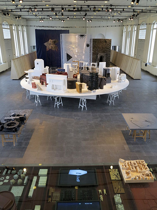 Exhibition: The Royal Danish Academy of Fine Arts Master's Programme in Art  and Architecture