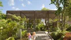 Naples Botanical Garden Visitor Center / Lake|Flato Architects