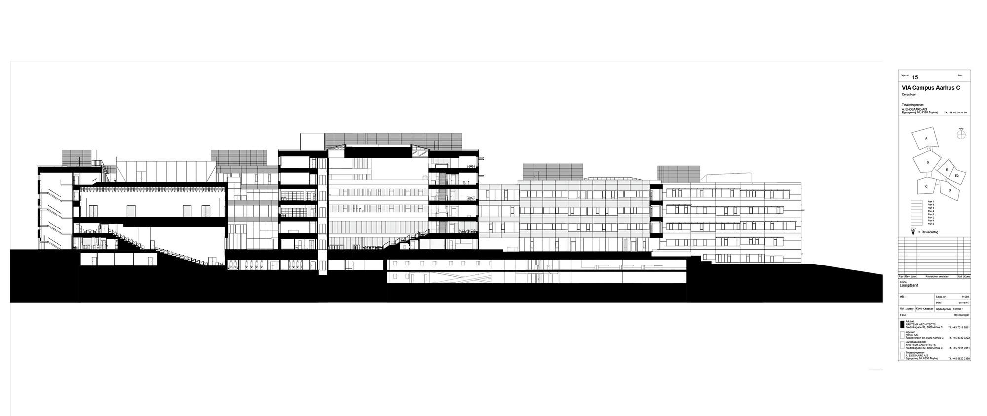 VIA University College Aarhus City Arkitema Architects