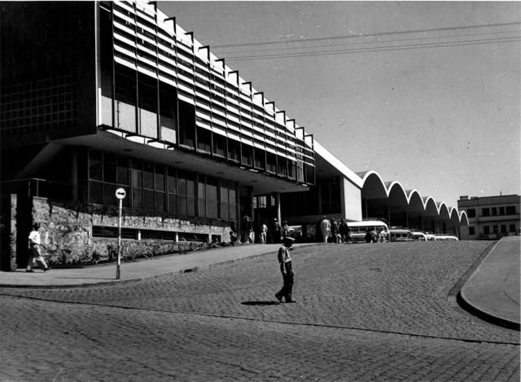 Clássicos da Arquitetura: Rodoviária de Londrina / Vilanova Artigas, © Francisco de Almeida Lopes
