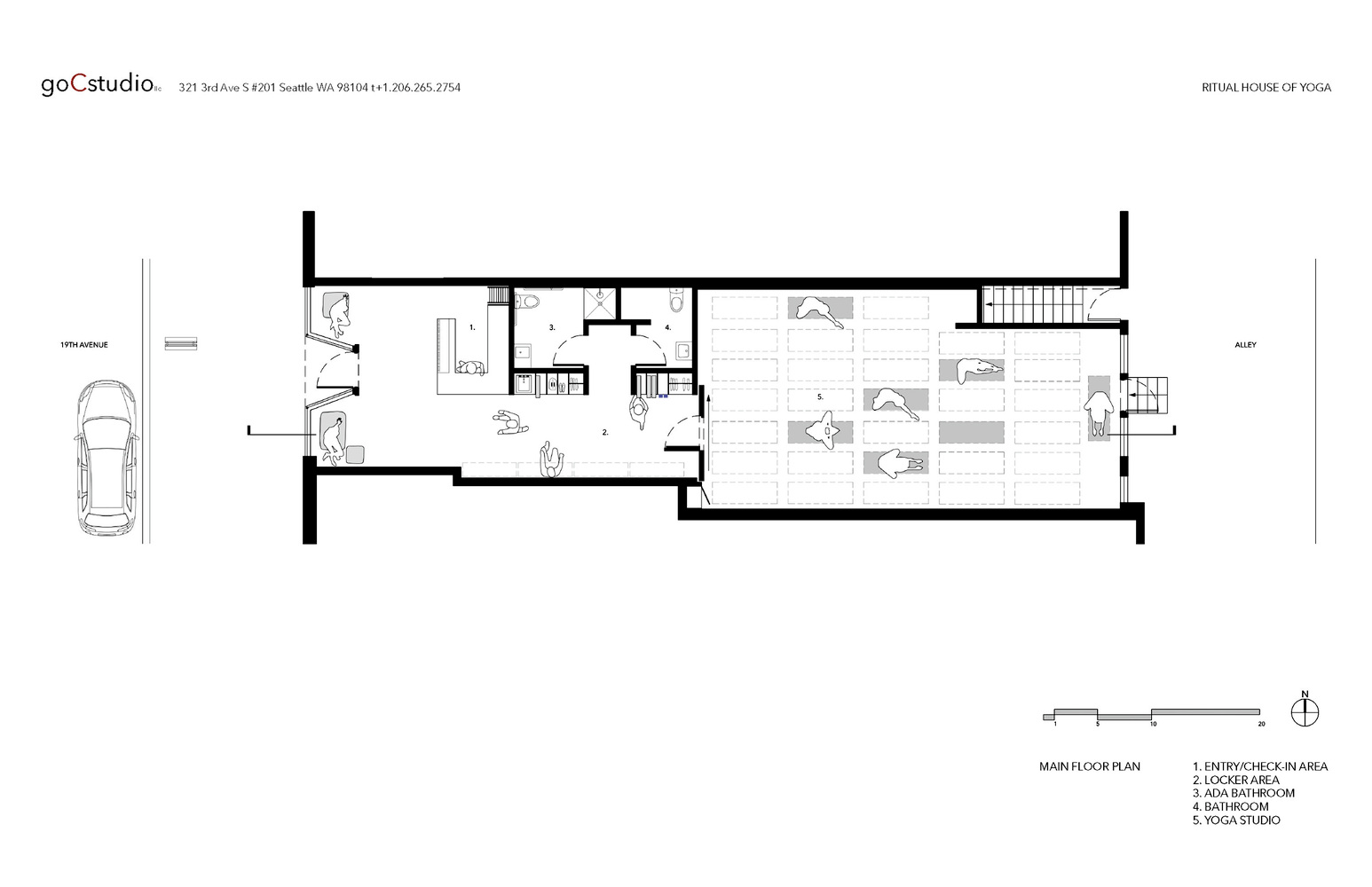 Ritual House Of Yoga Floor Plan