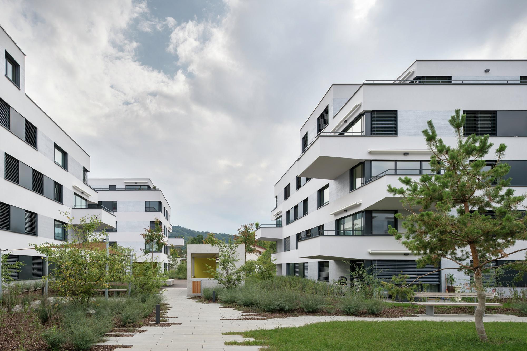 Sonnenhof Residential Complex    Fischer Architekten