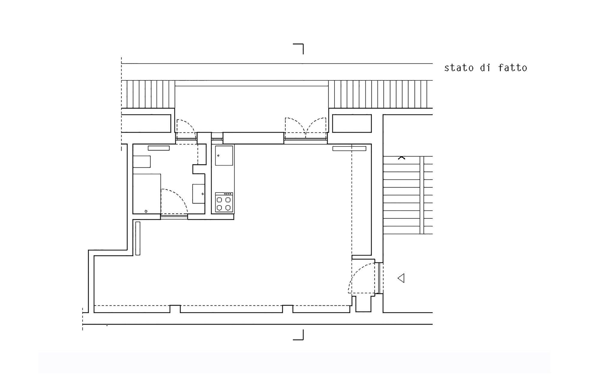 gallery of batipin flat    studiowok