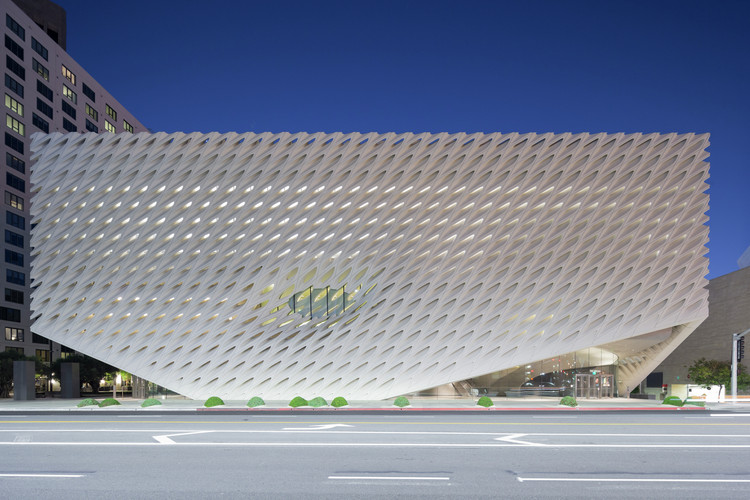 Critical Round-Up: Diller Scofidio + Renfro's Broad Museum, © Iwan Baan