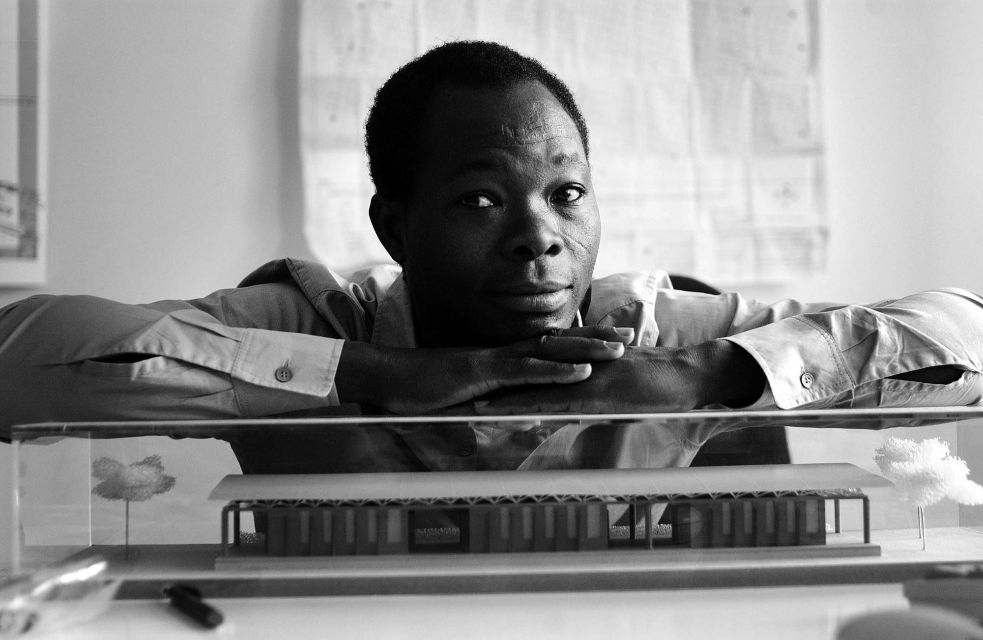 Francis Kéré: 'La arquitectura no es un capricho, sino una gran responsabilidad'