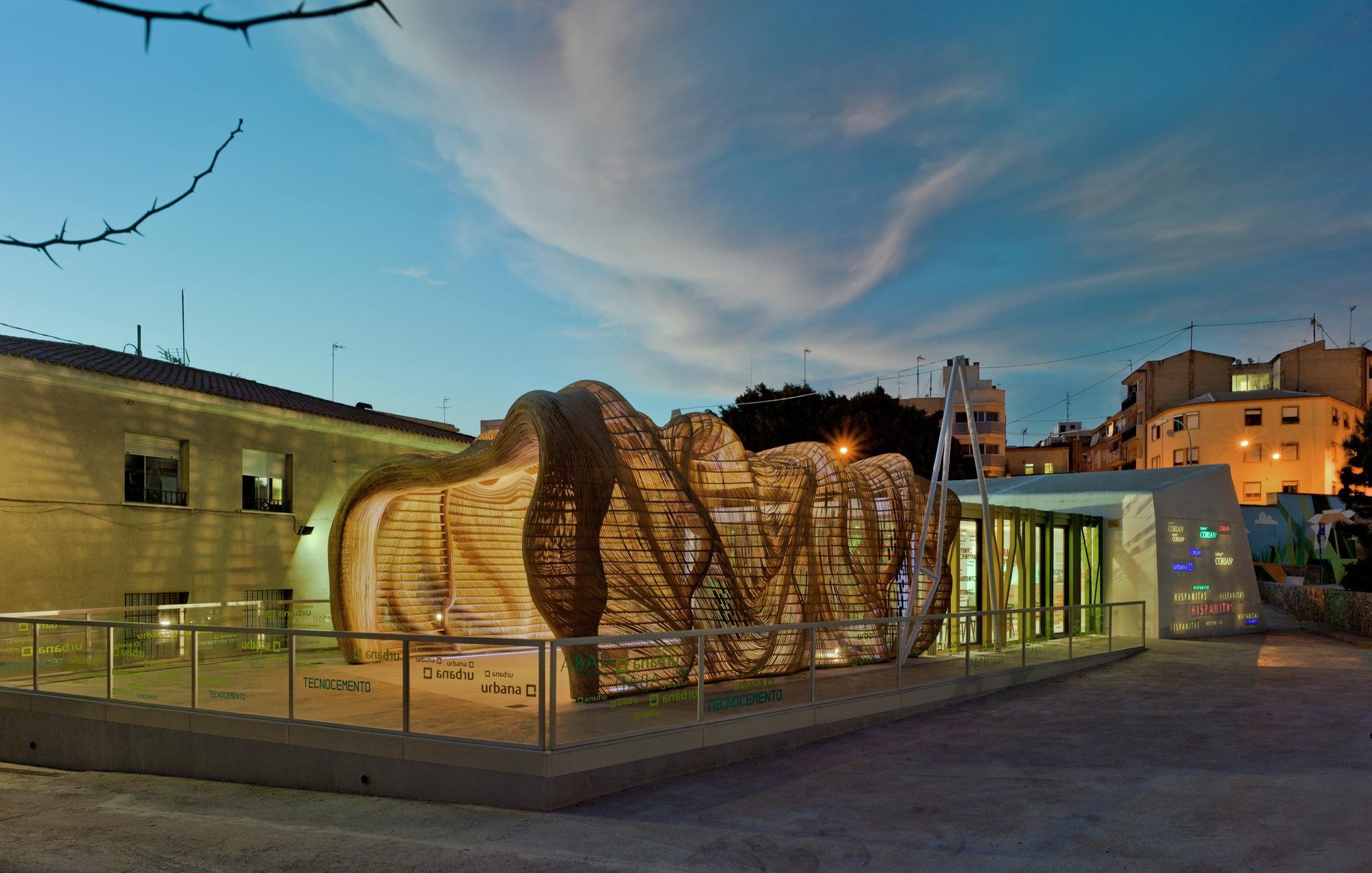 Gallery of las cigarreras de alicante cultural space tom s amat estudio de arquitectura 7 - Estudio arquitectura alicante ...