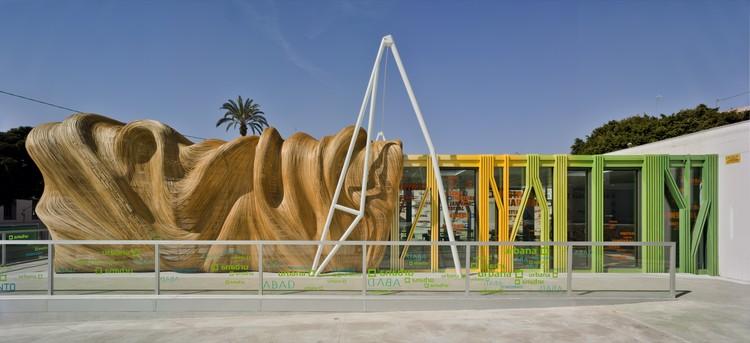 Espaço Cultural Las Cigarreras de Alicante / Tomás Amat Estudio de Arquitectura, © David Frutos