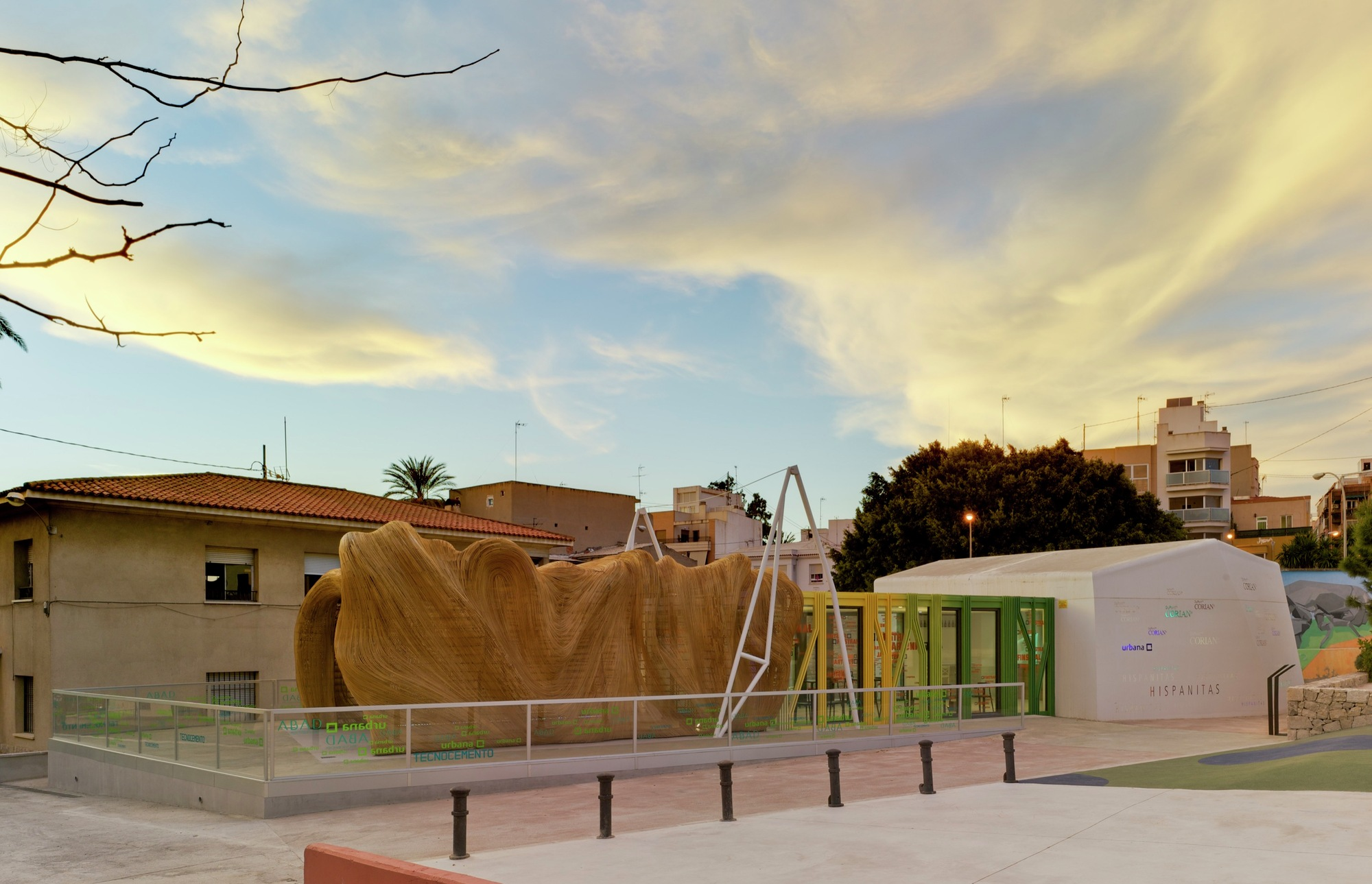 Gallery of las cigarreras de alicante cultural space tom s amat estudio de arquitectura 13 - Estudio arquitectura alicante ...