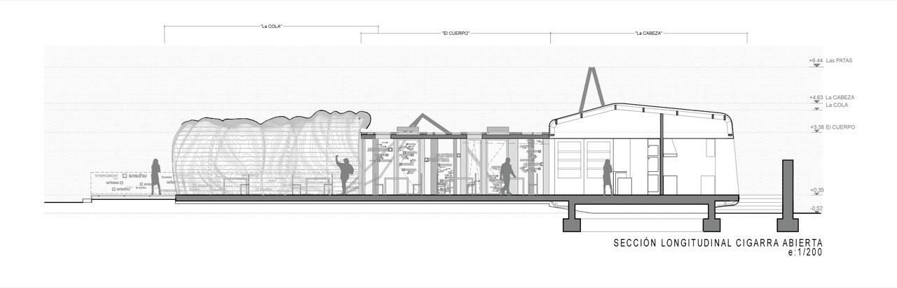 Galeria de espa o cultural las cigarreras de alicante tom s amat estudio de arquitectura 23 - Estudio arquitectura alicante ...