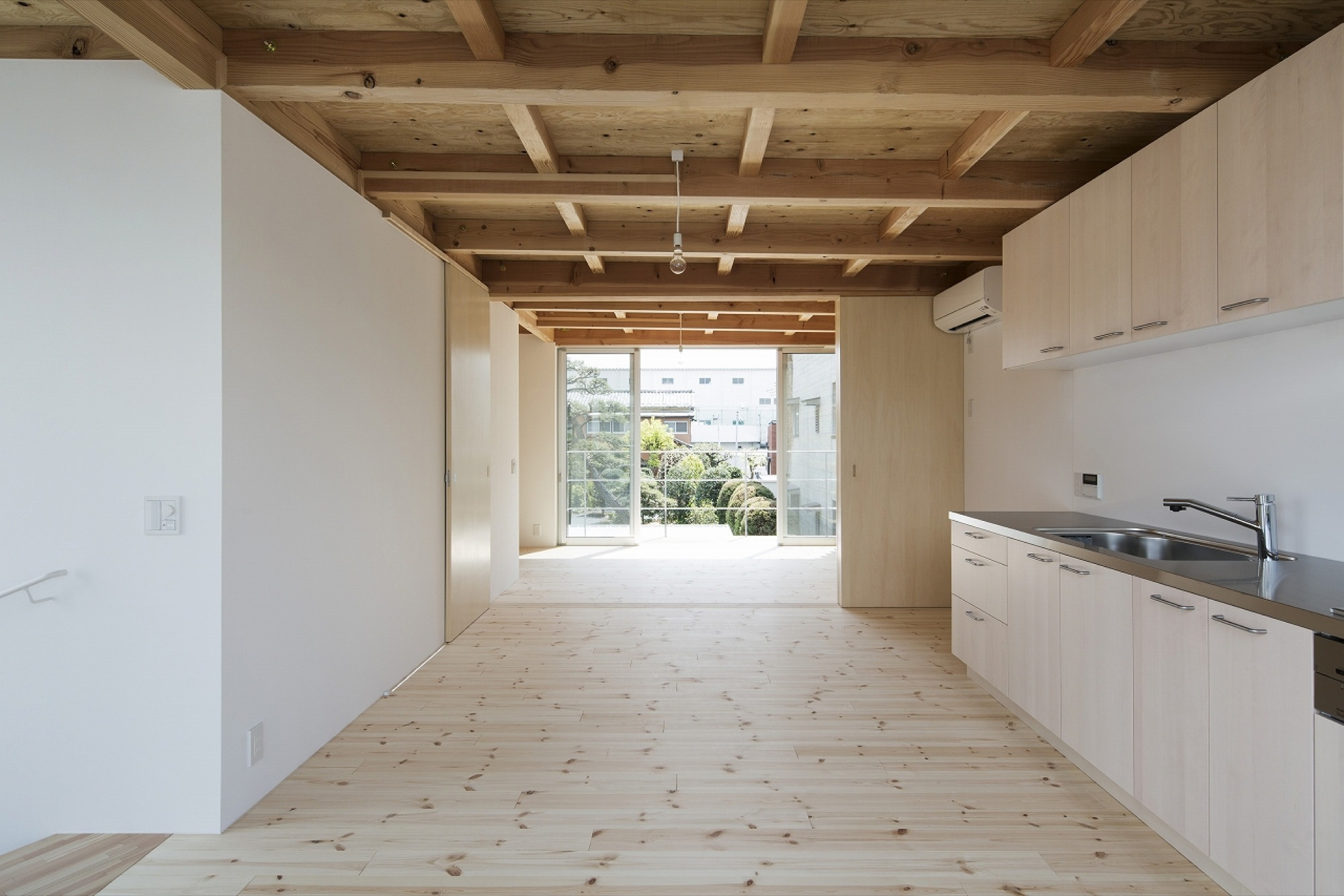 Japanese Kitchen Design For Small Space