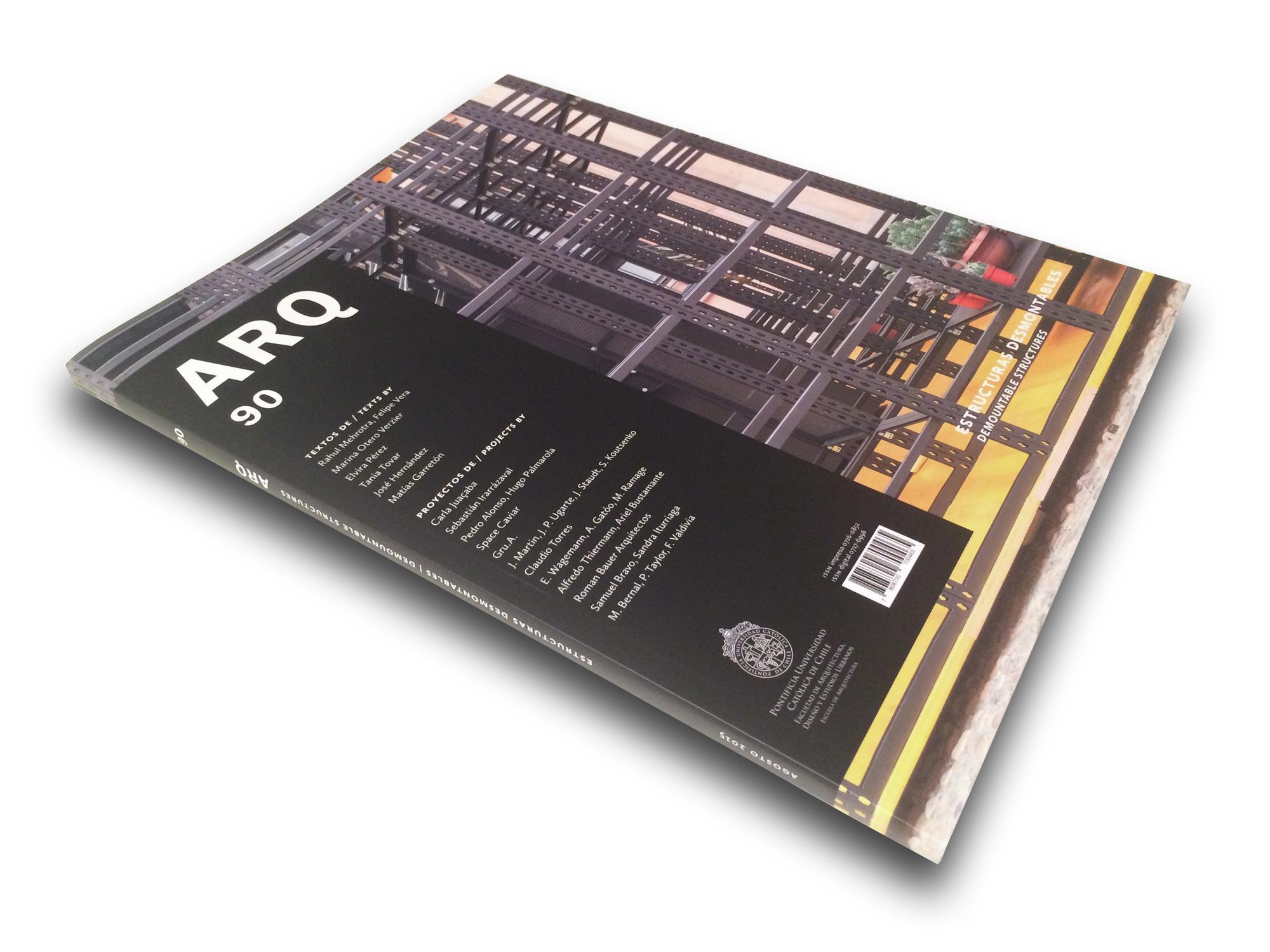 ARQ 90: Estructuras Desmontables