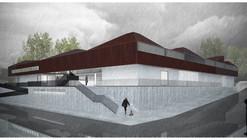 GVAA Arquitectos + BV Arquitectos, segundo lugar en concurso para colegio en Angol / Chile