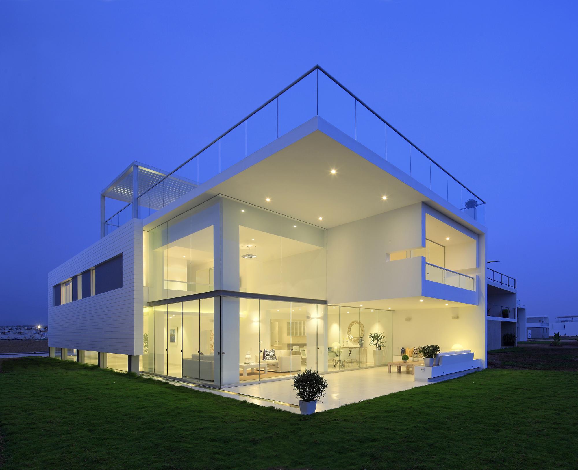Galeria de casa mb rubio arquitectos 21 for Arquitectos para casas