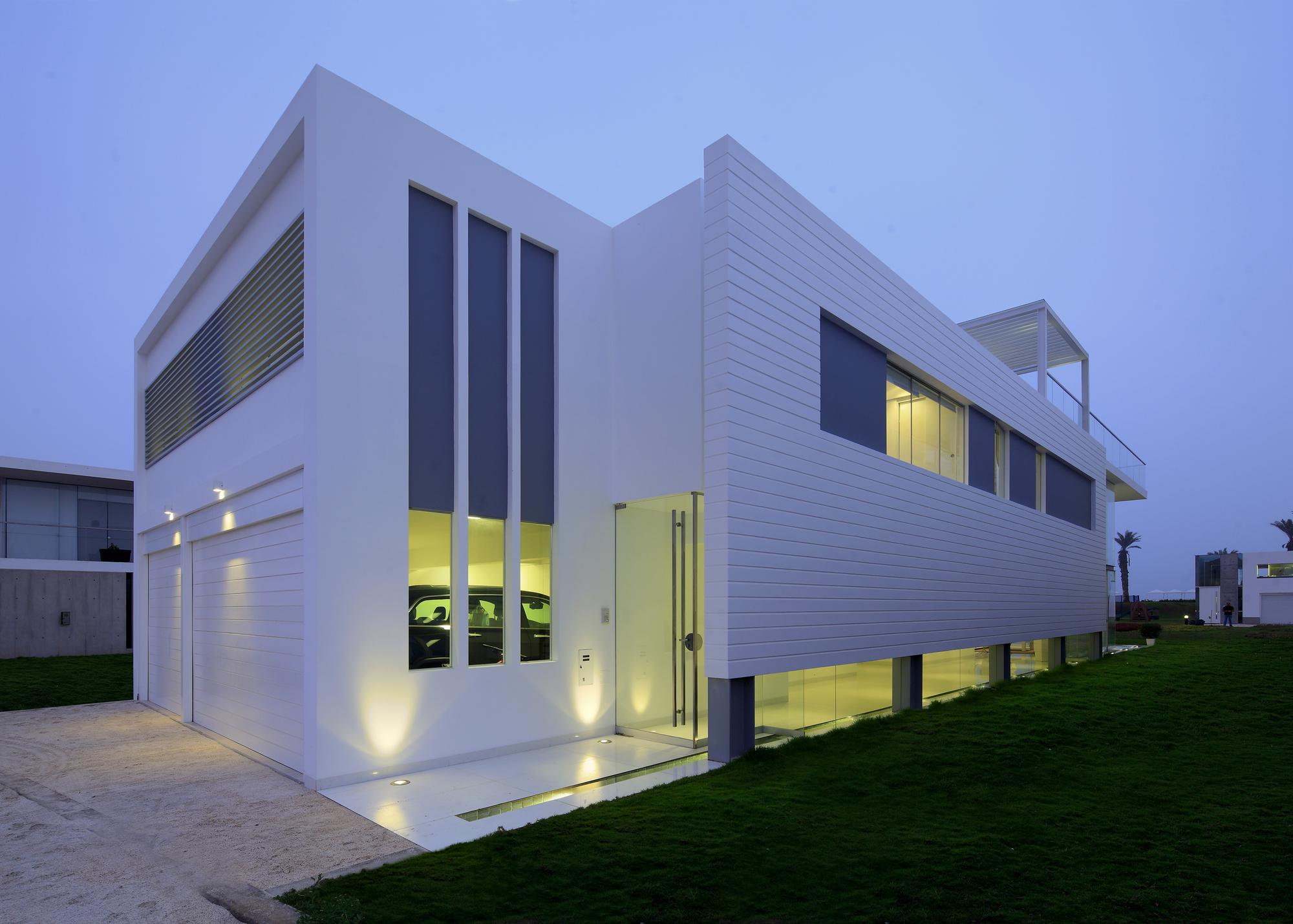 Galer a de casa mb rubio arquitectos 14 for Arquitectos para casas