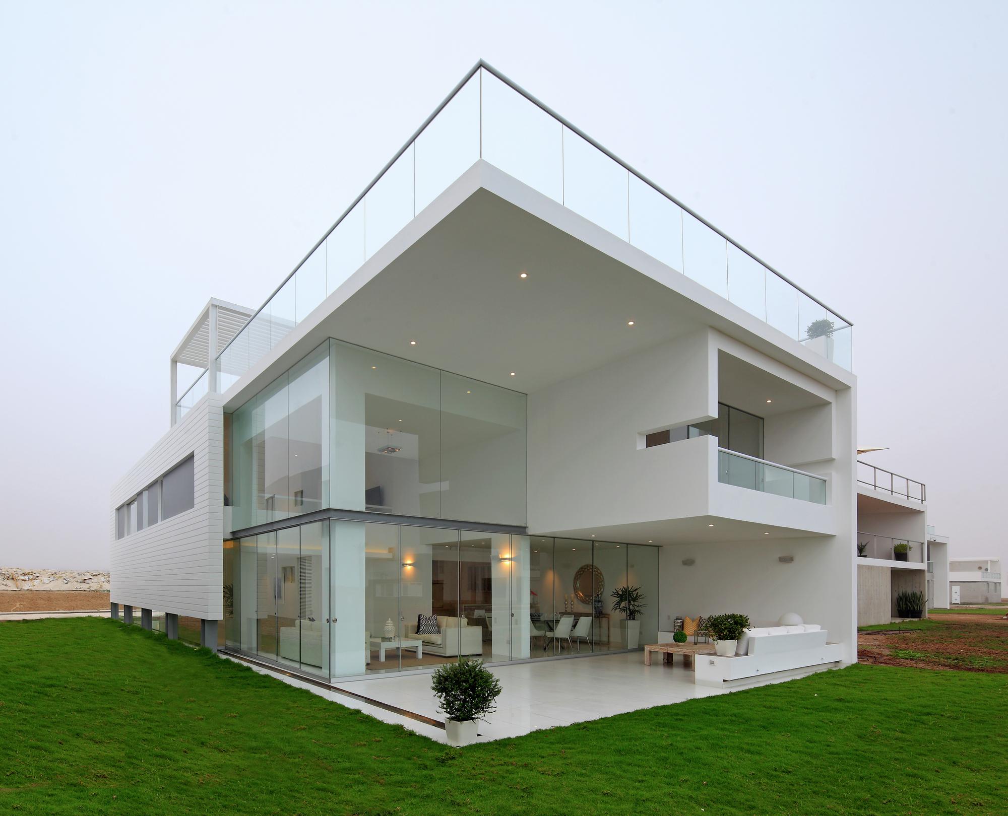 Galer a de casa mb rubio arquitectos 1 - Arquitectos madrid 2 0 ...