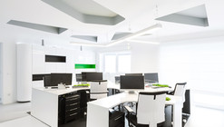 Skytech Office / Vaida Atkocaityte + Akvile Mysko-Zviniene